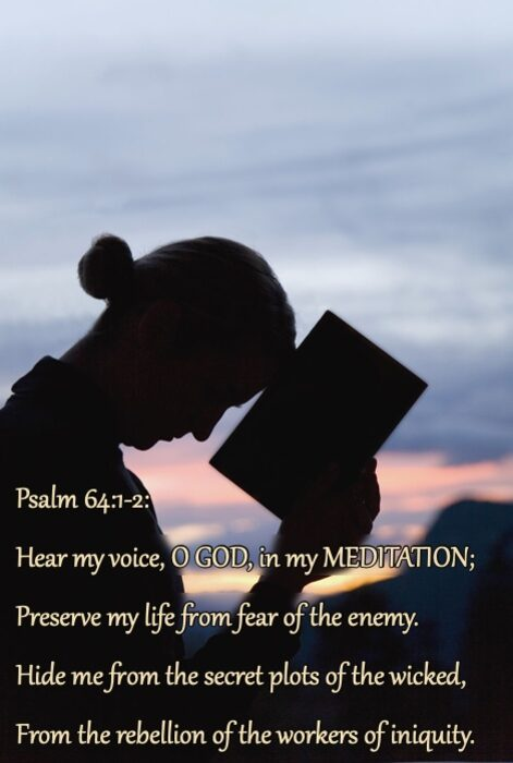 Psalm64_1to2